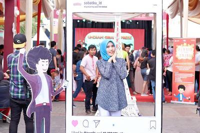 Tabungan Online SOBATKU, Gelar Undian Grand Prize ke-6 di Medan