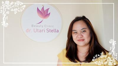 Review Facial Gold di Klinik Kecantikan dr. Utari Stella