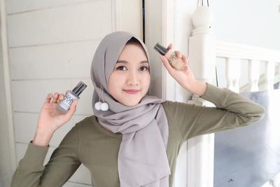 [Beauty Review] Fondation Baru Make Over Powerstay Weightless Liquid Shade N30
