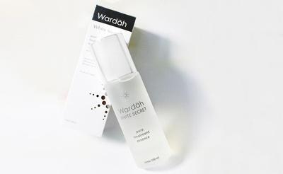 REVIEW Lengkap - Pure Treatment Essence Wardah White Secret