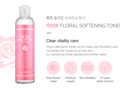 (REVIEW) Secretkey Rose Floral Softening, Toner harga 100ribuan?
