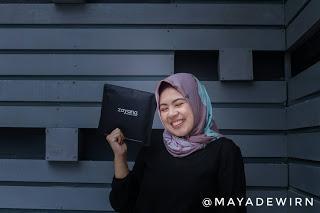 Zayana Organic  Hijab Anti Gatal #Hijabpalingadem