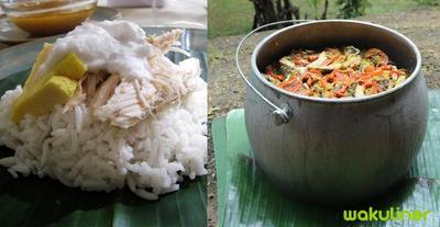 Ini Dia! Perbedaan Nasi Liwet Jawa dan Sunda