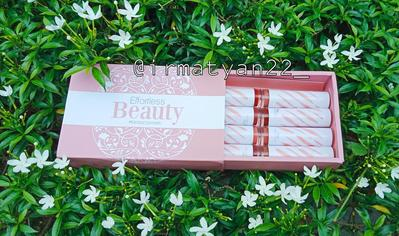 [Review] Fanbo Ultra Satin Lips, warnanya cantik-cantik!