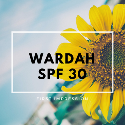 FIRST IMPRESSION Wardah Sunscreen SPF30
