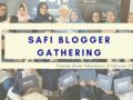 Safi Blogger Gathering Pekanbaru : Produk Skincare Halal, Natural dan Teruji di Indonesia