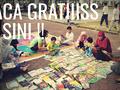 Buka Lapak Baca Gratis di Alun-Alun Engku Puteri Batam Centre Oleh Taman Baca Gelora Madani Batam!