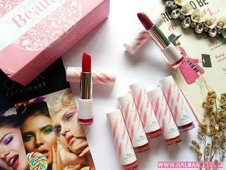 Review Lipstick Terbaru Fanbo Ultra Satin Lip All Shade