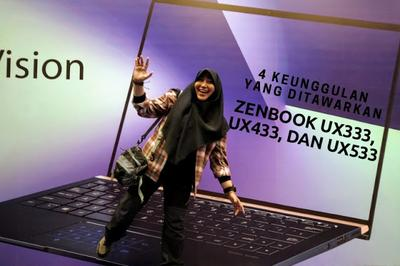 4 Keunggulan yang Ditawarkan ZenBook UX333, UX433, UX533