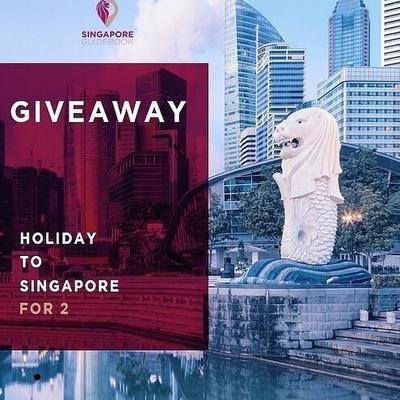 GIVEAWAY! 😍Menangkan liburan ke Singapura selama 4D3N! Singapura menunggu Anda!❤️ #SGB_Giveaway Pada Give Away kali ini, pemenangnya akan mendapatkan: ⭐tiket pesawat pulang pergi untuk 2 orang dari Jakarta, Jogja, Bandung, Medan atau Denpasar, Batam atau Bintan ⭐akomodasi di SG untuk 2 orang selama 4D3N ⭐UNLIMITED WiFi selama perjalanan dari @followjanetravels ⭐FREE Voucher sebesar SGD 50 di sebuah halal cafe populer di Hajj Lane yang namanya I Am... @iamathajilane -2 FREE tickets naik Giant Swing senilai $158 di Sentosa dengan @ajhackettsentosa! - 2 FREE tickets masuk Trick Eye Museum di Sentosa @trickeyesg - FREE 50 SGD voucher untuk belanja produk-produk kreatif di @wtpstore - itinerary dengan seuruh tempat keren dari @singaporeguidebook Cara berpartisipasi: 1. Follow @singaporeguidebook 2. Follow our sponsors and partners: @wtpstore @trickeyesg @ajhackettsentosa @iamathajilane @followjanetravels @reddoorzsg @toktoksg @hjhmaimunahrestaurant @asiaonechiropractic @rumahrasasg @anchorpoint_sg 3. Tag 7 teman di kolom komentar👇🏼👇🏼👇🏼 4. Repost foto ini di feed dan Ig stories Anda! . 📌Pemenang akan dipilih secara acak dan diumumkan tanggal 4 Maret 2019 📌Tanggal perjalanan antara tanggal 15 Maret - 30 April 2019. Anda bisa meninggalkan komentar sebanyak yang Anda mau jika Anda ingin memiliki kesempatan lebih untuk menang! Tapi Anda harus tag orang yang berbeda di setiap komentar, ya! Pastikan Anda memenuhi seluruh persyaratannya, good luck! ❤ #SGB_Family