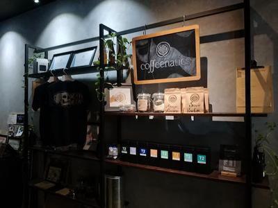 Coffeenatics, Tempat Ngopi Cantik Ditengah Kota Medan