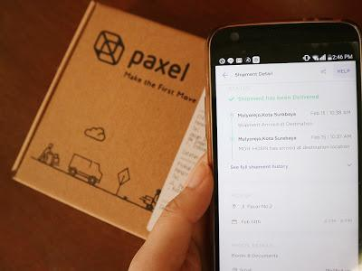 Kirim Paket Sameday Dengan Paxel
