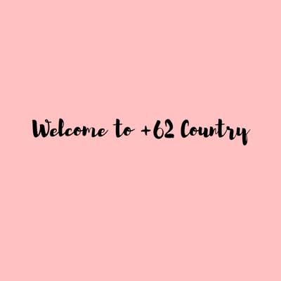 Welcome to +62 Country