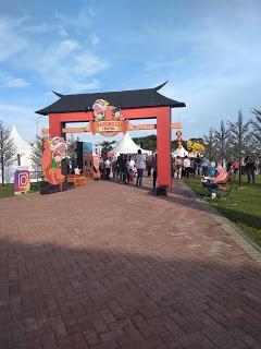 Barongsai Festival One Parc Puri
