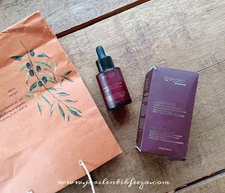 (Review) - Miraculous Refining Serum AVOSKIN - Exfoliating Serum Tanpa Membuat Kulit Kering