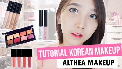 Makeup Tutorial : One Brand Makeup Tutorial with Althea