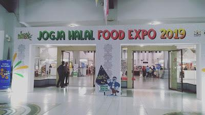 Kulineran Enak tanpa Resah di Jogja Halal Food Expo 2019