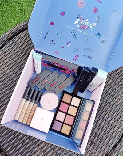 What's Inside ALTHEA Exclusive Makeup Box?