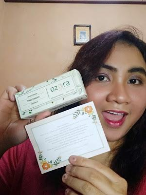 Review OZORA Brightening Treatment Essence | Lengket? | Mencerahkan?