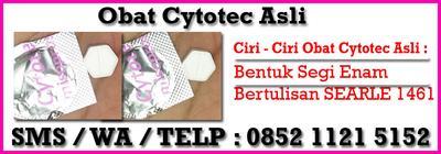 Apa Itu Obat Cytotec