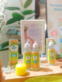 Formula Baru MY BABY Minyak Telon Plus Upaya Pencegahan Demam Berdarah Dengue