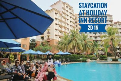 Staycation At Holiday Inn Resort Batam 2D1N