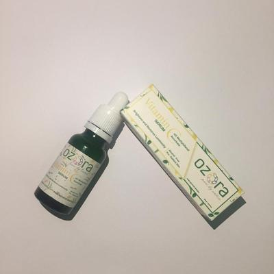 Review Serum Vitamin C Ozora Skincare