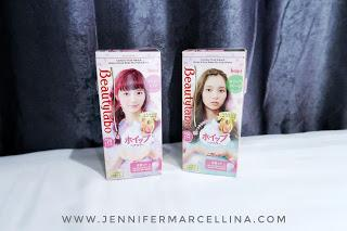 #REVIEW BEAUTYLABO BUBBLES HAIR COLOR