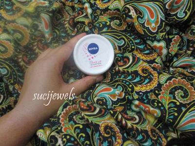 review :  nivea- white makeup starter day cream spf 15