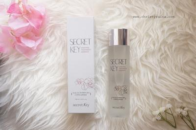 Beauty Review: Hilangkan Bekas Jerawat dengan Secret Key ST Essence Rose Edition