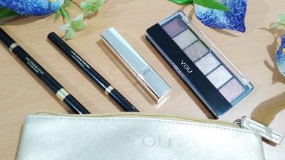 Review Y.O.U Makeups, Kosmetik Lokal Tahan Lama
