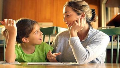 Cuma Ngajak Ngomong, Bisa Bikin Anak Nurut? Simak Tips nya!