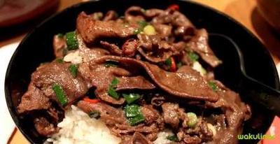 Resep Gyu Tan Don Yang Dijamin Halal