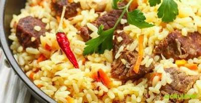 Resep Simple Nasi Kebuli Khas Timur Tengah