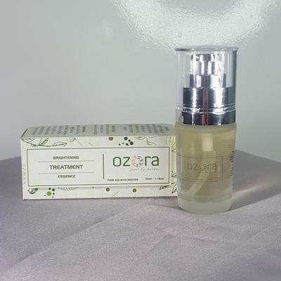 [REVIEW] Ozora Brightening Treatment Essence