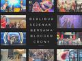 BERLIBUR SEJENAK MENCOBA WAHANA TRANS STUDIO BANDUNG BERSAMA BLOGGER CRONY