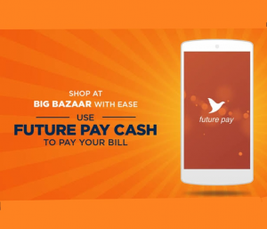 Future Pay – Get ₹101 On Free Credit (Free Shipping)