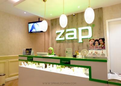 [REVIEW] Treatment Photo Facial Acne di ZAP Clinic