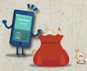 FreeCharge – Pay ₹20 Free Recharge For All