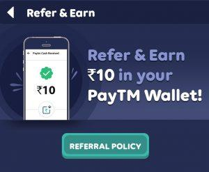 (Update) Zupee Gold Loot – SignUp ₹30 + Refer ₹15 Paytm
