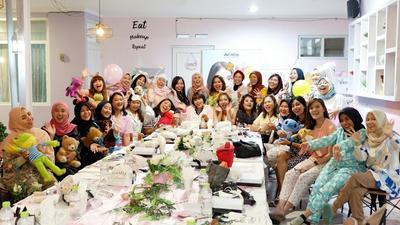 [ Event Report ]  Friendship Gathering Beauty Goers dan Beauty Ranger | Temu Kangen di Bandung