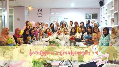 Event Report: Friendship Gathering with Beautygoers x Beautyranger.id