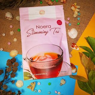 [REVIEW] DIET SEHAT DENGAN NOERA SLIMMING TEA