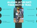 Bermain Game Monster Energy Supercross 2 Pakai ASUS VivoBook Pro F570 : Ungkapan Rindu Berkelana dengan Motor Trail