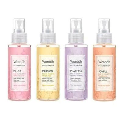 Wardah Body Mist Scentsation