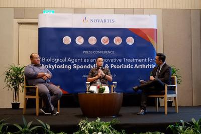 Secukinumab, secercah harapan bagi para penderita Ankylosing Spondylitis (AS) dan Psoriatic Arthritis (PsA)