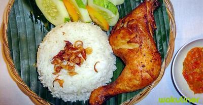 Resep Ayam Goreng Nikmat