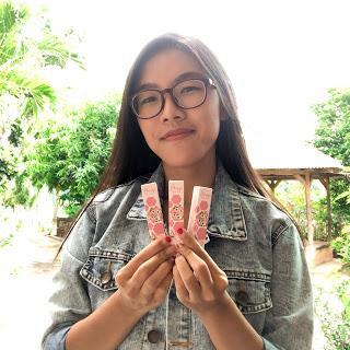 [REVIEW] Liptint and Blush On Mireya Cosmetics
