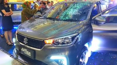 All New Ertiga Suzuki Sport Mobil Millenial untuk Keluarga Millenial