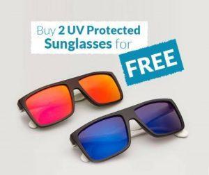 (बारा लूट) 2 Coolwinks Sunglasses @ Just ₹10
